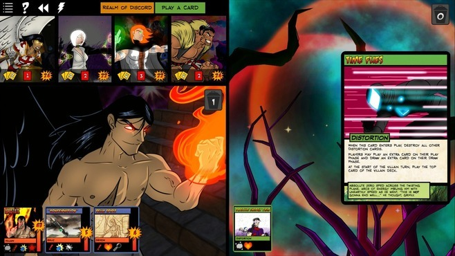 Sentinels of the Multiverse - Season Pass 1 Screenshot 7
