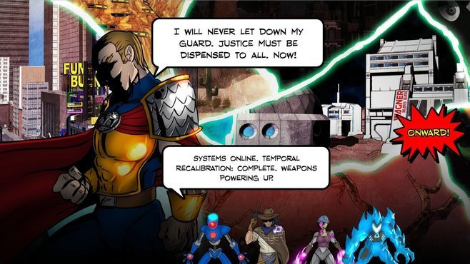 Sentinels of the Multiverse - Season Pass 1 Screenshot 9