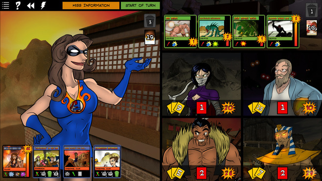 Sentinels of the Multiverse - Season Pass 1 Screenshot 10