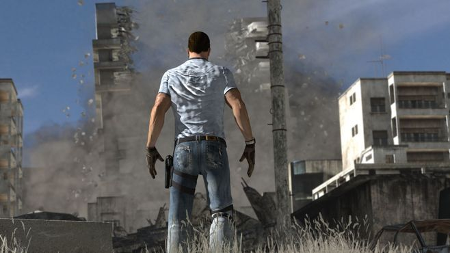 Serious Sam 3: BFE Screenshot 1