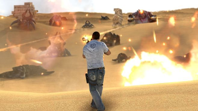 Serious Sam 3: BFE Screenshot 8