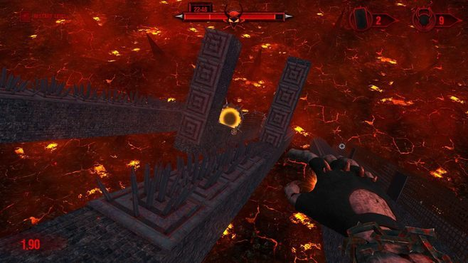 SEUM: Speedrunners from Hell Screenshot 10