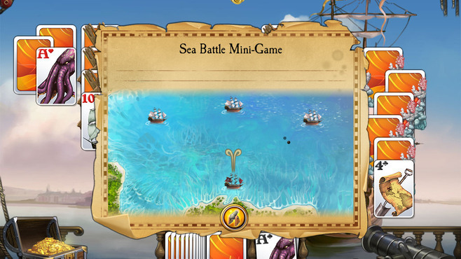 Seven Seas Solitaire Screenshot 4
