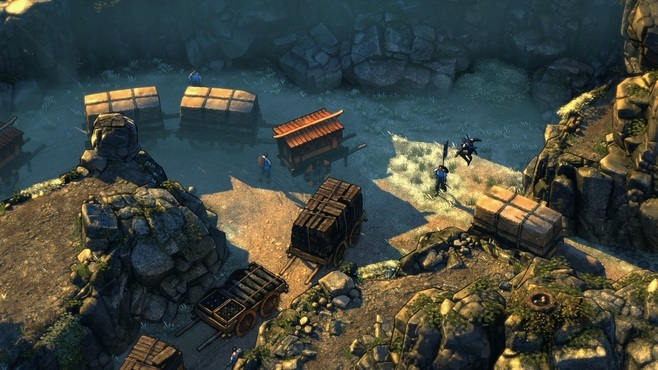 Shadow Tactics: Blades of the Shogun Screenshot 10