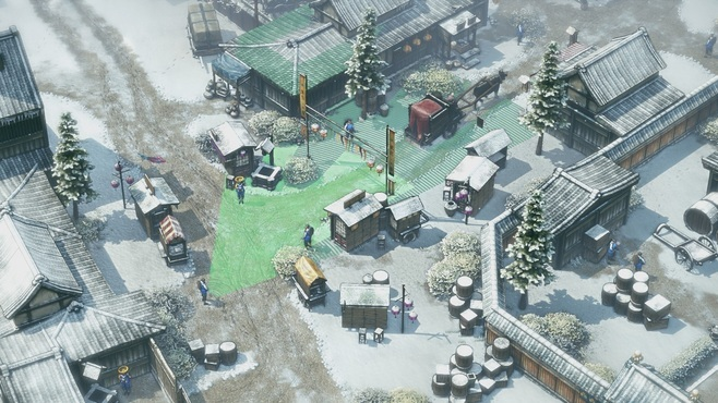 Shadow Tactics: Blades of the Shogun Screenshot 6