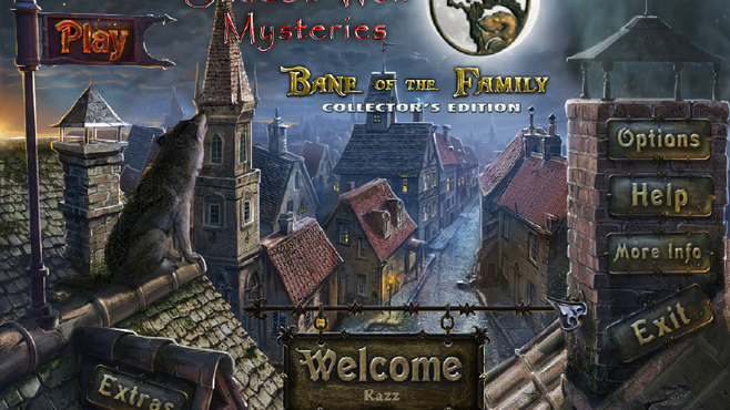 Shadow Wolf Mysteries: Bane of the Family Collector's Edition Screenshot 3