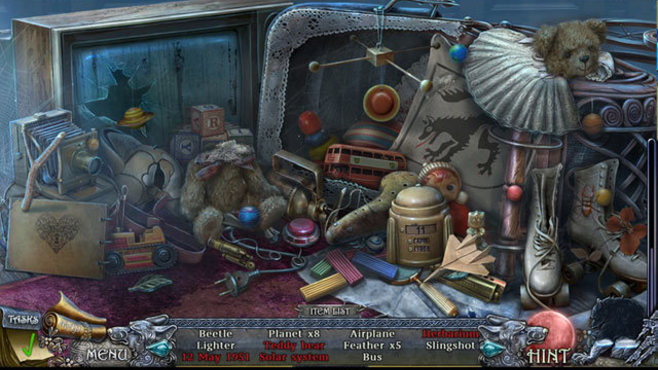 Shadow Wolf Mysteries: Curse of Wolfhill Collector's Edition Screenshot 1