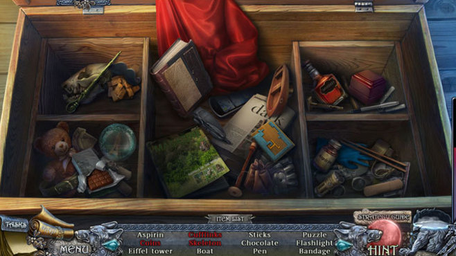 Shadow Wolf Mysteries: Curse of Wolfhill Collector's Edition Screenshot 3