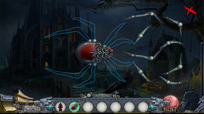 Shadow Wolf Mysteries: Curse of Wolfhill Collector's Edition Screenshot 4