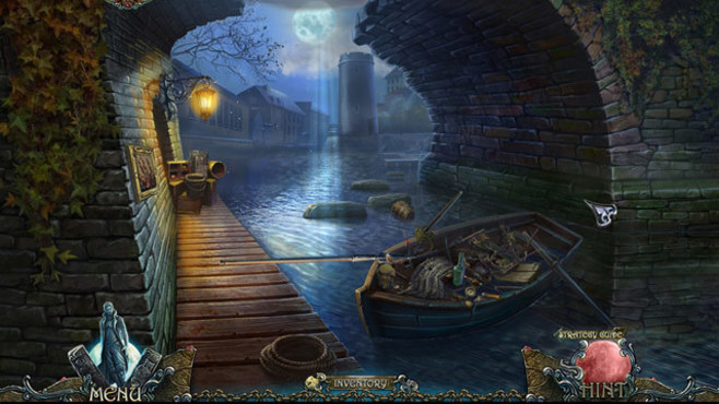Shadow Wolf Mysteries: Tracks of Terror Collector's Edition Screenshot 2