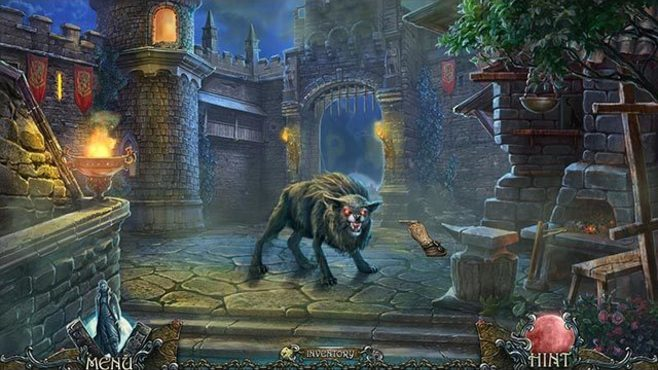 Shadow Wolf Mysteries: Tracks of Terror Collector's Edition Screenshot 1