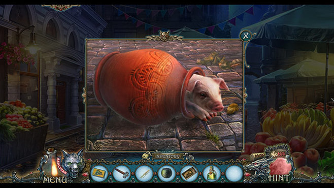 Shadow Wolf Mysteries: Under the Crimson Moon Collector's Edition Screenshot 3