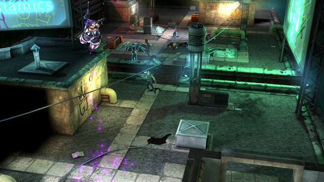 Shadowrun Chronicles - Boston Lockdown Screenshot 10