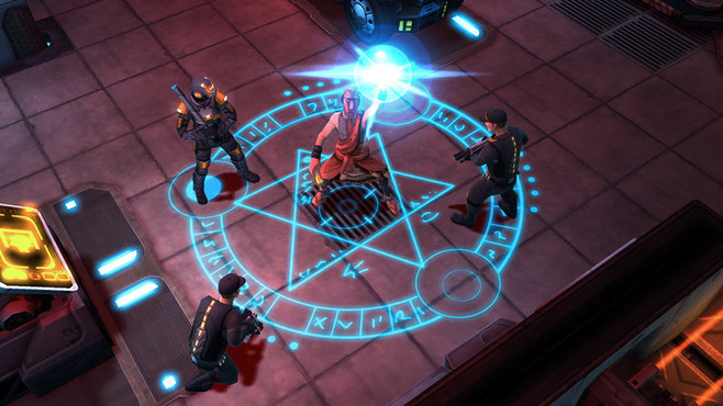 Shadowrun Chronicles: INFECTED Director's Cut Screenshot 1
