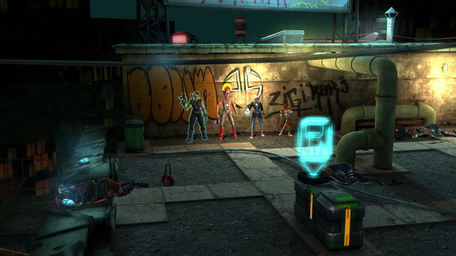 Shadowrun Chronicles: INFECTED Director's Cut Screenshot 4