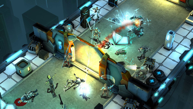 Shadowrun Chronicles: INFECTED Director's Cut Screenshot 6
