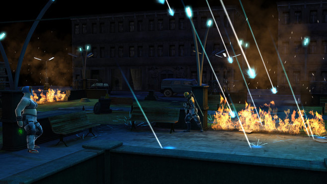 Shadowrun Chronicles: INFECTED Director's Cut Screenshot 8
