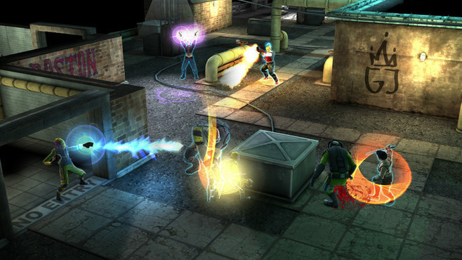 Shadowrun Chronicles: INFECTED Director's Cut Screenshot 10