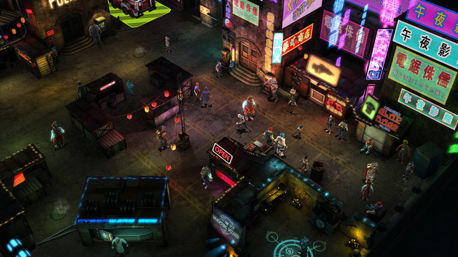 Shadowrun Chronicles: INFECTED Director's Cut Screenshot 13