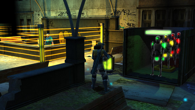 Shadowrun Chronicles: INFECTED Director's Cut Screenshot 14
