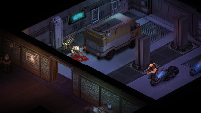 Shadowrun: Dragonfall - Director's Cut Screenshot 2