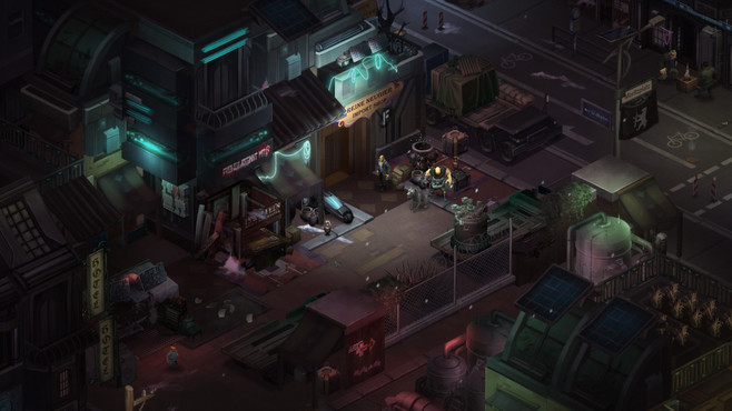 Shadowrun: Dragonfall - Director's Cut Screenshot 3