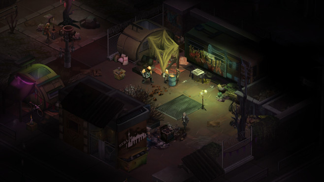 Shadowrun: Dragonfall - Director's Cut Screenshot 5