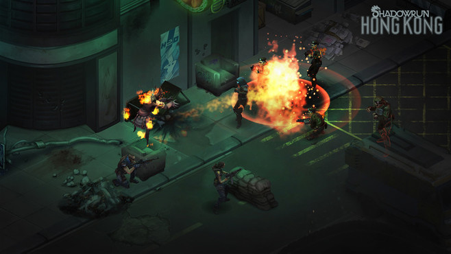 Shadowrun: Hong Kong - Extended Edition Screenshot 2