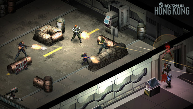 Shadowrun: Hong Kong - Extended Edition Screenshot 4