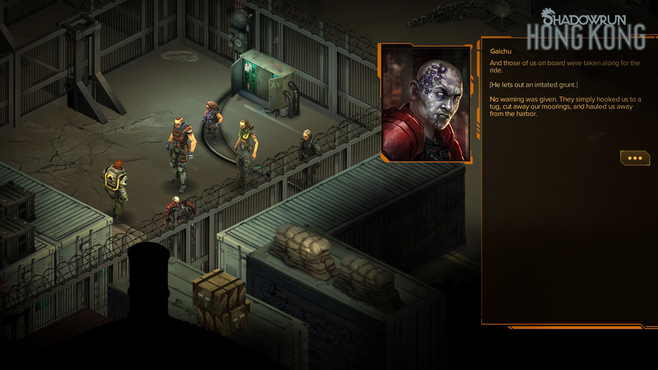Shadowrun: Hong Kong - Extended Edition Deluxe Screenshot 2