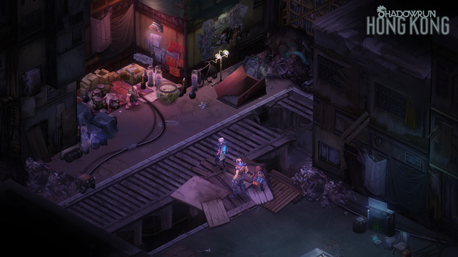 Shadowrun: Hong Kong - Extended Edition Deluxe Screenshot 7