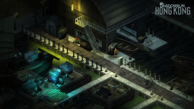 Shadowrun: Hong Kong - Extended Edition Deluxe Screenshot 8