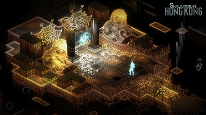 Shadowrun: Hong Kong - Extended Edition Deluxe Screenshot 11