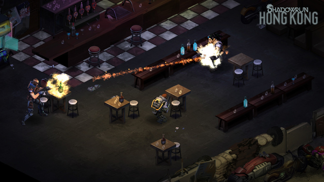 Shadowrun: Hong Kong - Extended Edition Deluxe Screenshot 12