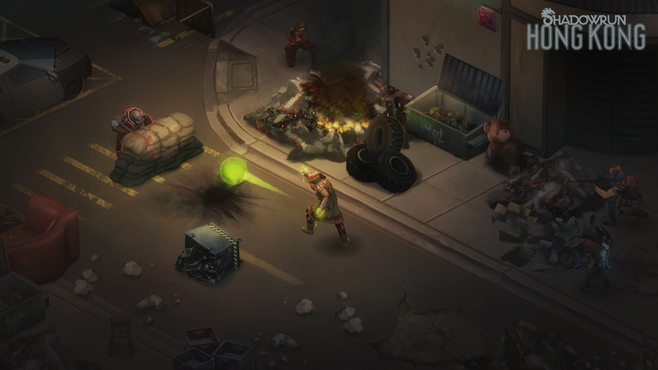 Shadowrun: Hong Kong - Extended Edition Deluxe Screenshot 13