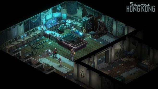 Shadowrun: Hong Kong - Extended Edition Deluxe Upgrade DLC Screenshot 1