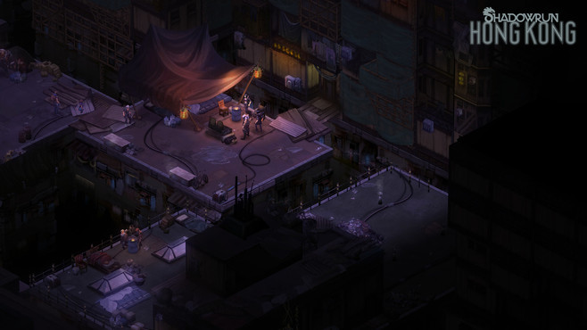 Shadowrun: Hong Kong - Extended Edition Deluxe Upgrade DLC Screenshot 2