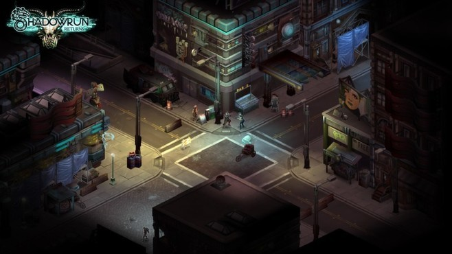 Shadowrun Returns - Deluxe Upgrade Screenshot 2
