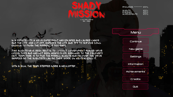 Shady Mission Screenshot 5