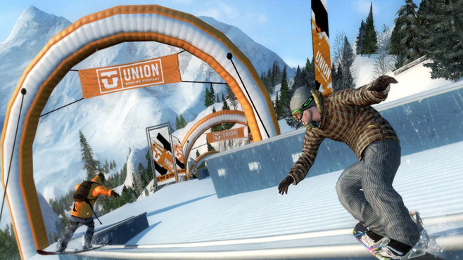 Shaun White Snowboarding Screenshot 3