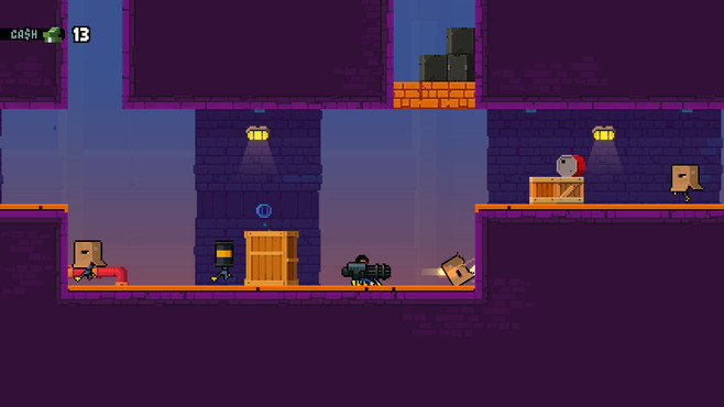 Shootout on Cash Island Screenshot 3