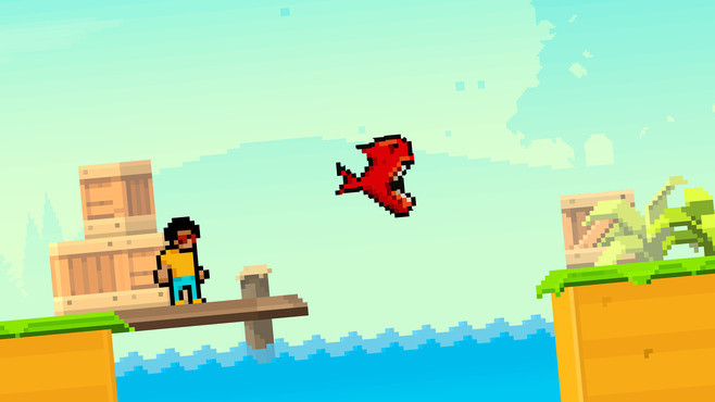Shootout on Cash Island Screenshot 4