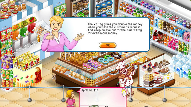Shop-N-Spree Family Fortune Screenshot 1