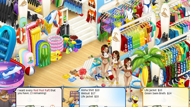 Shop-N-Spree Family Fortune Screenshot 3