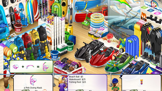 Shop-N-Spree Family Fortune Screenshot 4