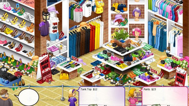 Shop-N-Spree Family Fortune Screenshot 6