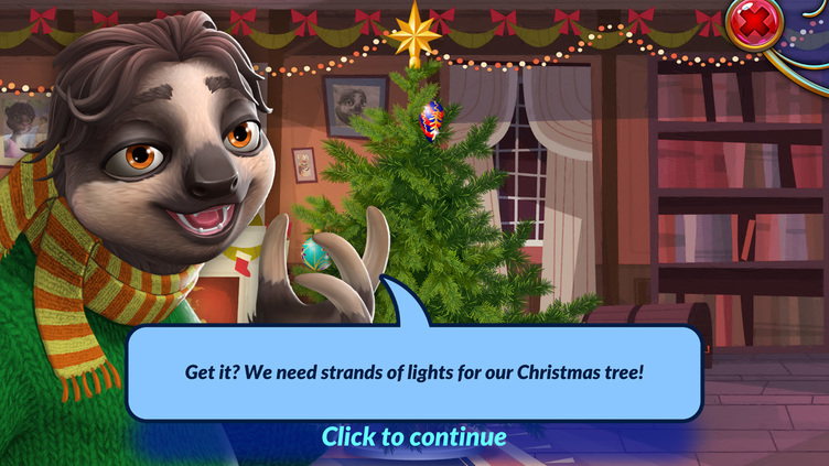Shopping Clutter 5: Christmas Poetree Screenshot 1
