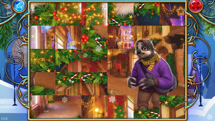 Shopping Clutter 5: Christmas Poetree Screenshot 3