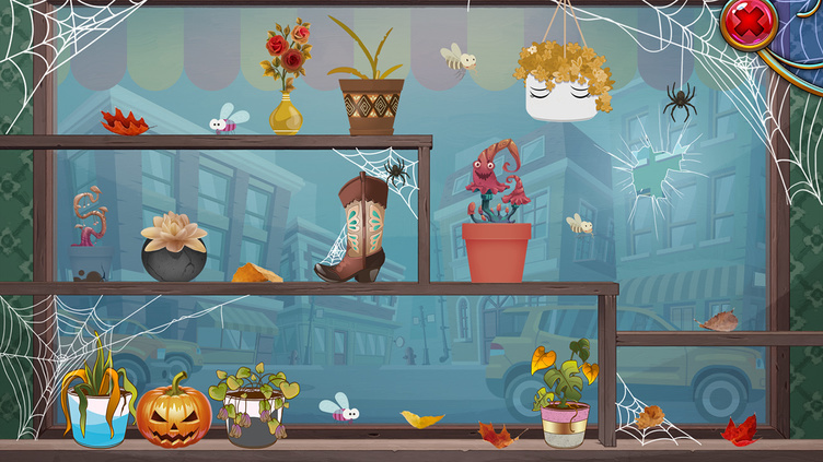 Shopping Clutter 8: from Gloom to Bloom Screenshot 1