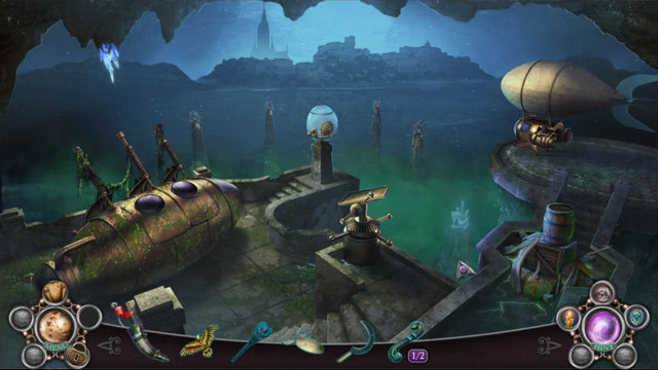 Shrouded Tales: The Shadow Menace Collector's Edition Screenshot 1